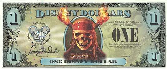 photo relating to Disney Dollars Printable identified as Celebrating Disney Money: Forex with Individuality - D23