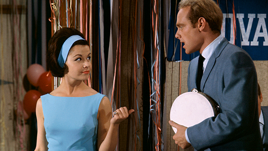 Annette Funicello in the Monkey's Uncle