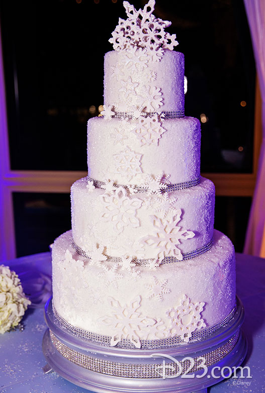 Disney Brides And Grooms Take The Cake To A Whole New