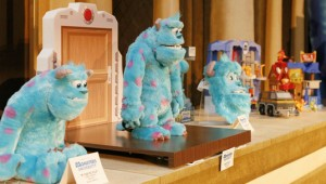 Scene from Pixar*Disney film Monsters Inc.