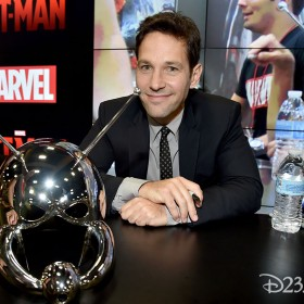 Paul Rudd at Comic Con