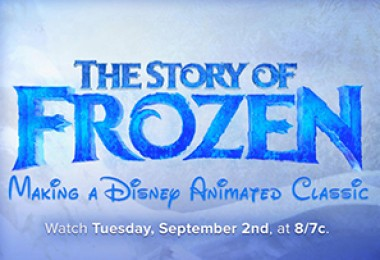 The Story of Frozen ABC Special