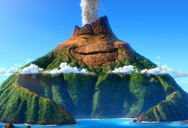 Disney*Pixar animated short LAVA