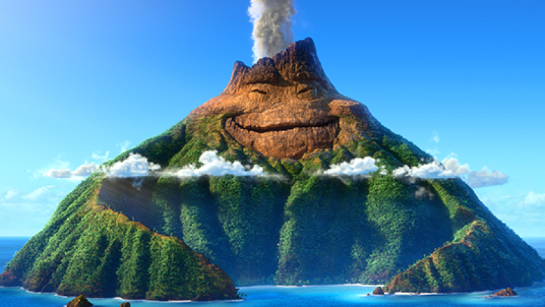 Disney*Pixar animated short LAVA