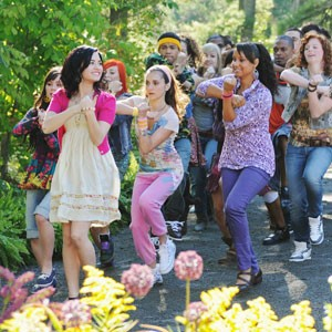 scene from Camp Rock