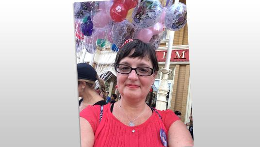 Heather Petri, from Tampa, Florida