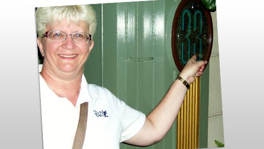 Kathleen Seaman from Dunedin, Florida