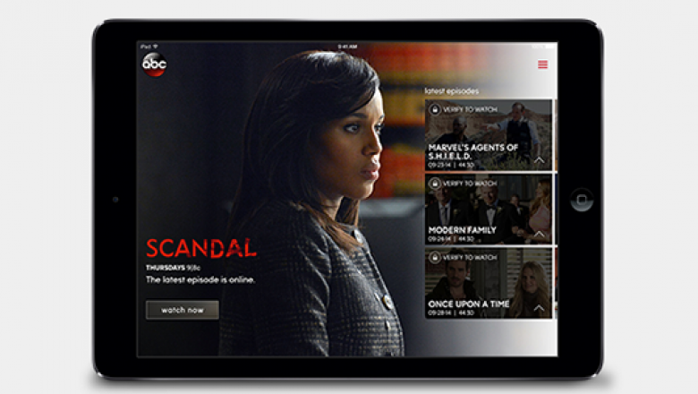 Disney/ABC Television Group Launches Next Generation of its