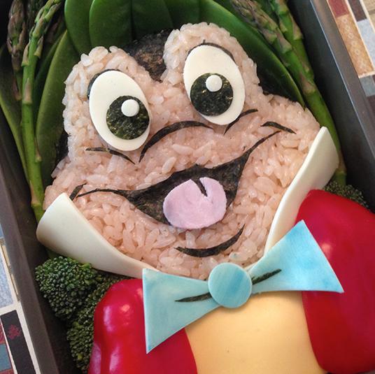 Jiminy Cricket inspired Bento box