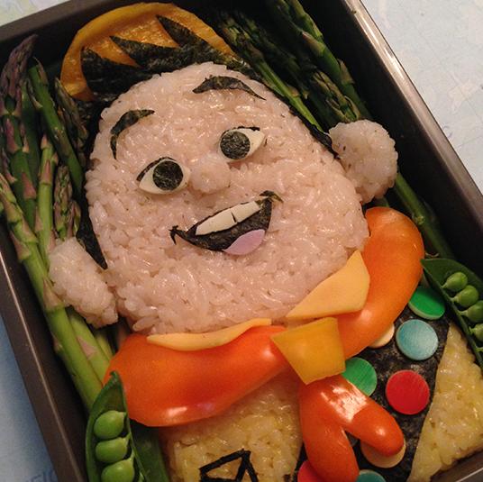 UP Disney character Bento Box