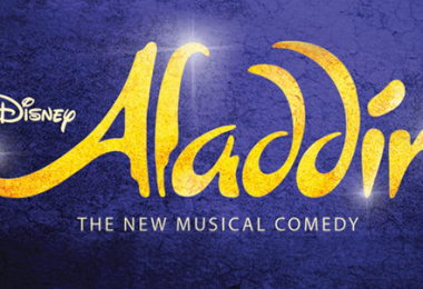 Aladdin Musical Premieres in Toyko