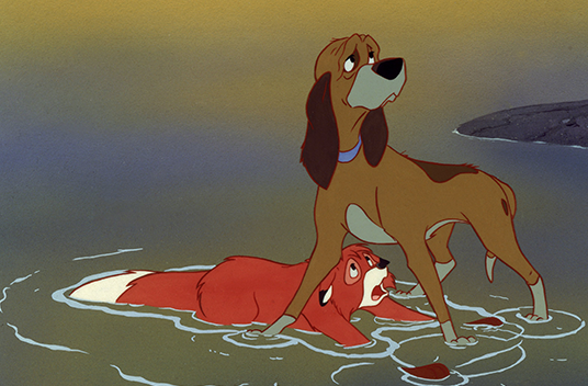 Copper (The Fox and the Hound)