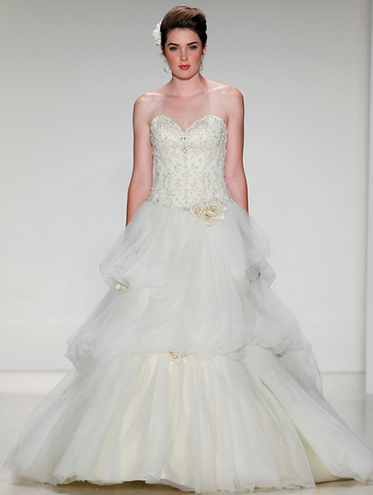 d881e079623 Alfred Angelo Unveils its 2015 Disney Fairy Tale Weddings Bridal ...