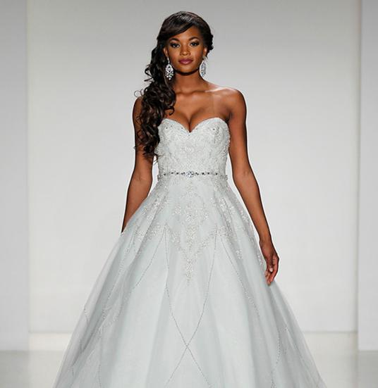 Alfred Angelo Wedding Dress: Alfred Angelo Unveils Its 2015 Disney Fairy Tale Weddings