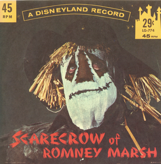 "The ""Scarecrow of Romney March"" song was composed by Terry Gilkyson"