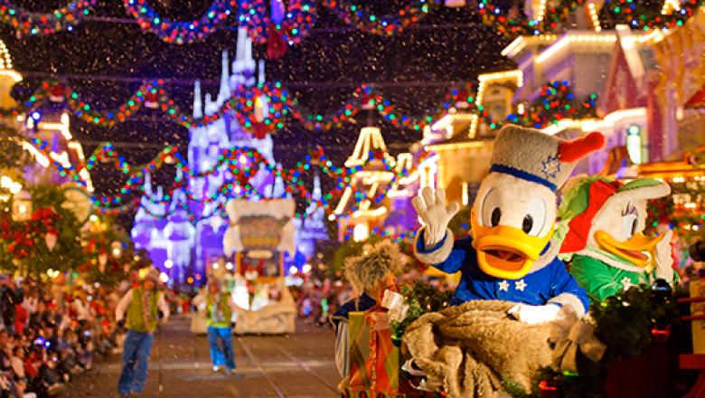 Christmas at Disney Parks and Resorts