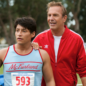 Kevin Costner in McFarland USA