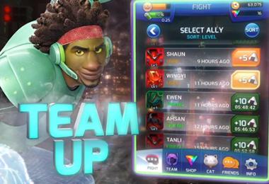Big Hero Bot Fight