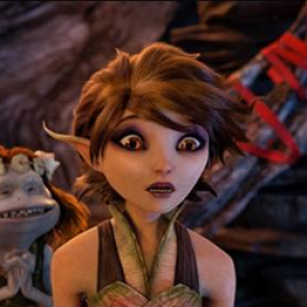 Disney and Lucasfilm Present Strange Magic