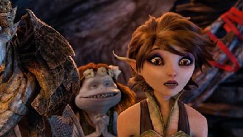 Disney and Lucasfilm Present Strange Magic