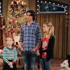 """Disney Channel's annual winter programming event, """"Fa-La-La-Lidays,"""""""