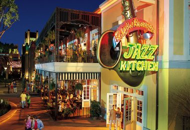 Ralph Brennan's Jazz Kitchen