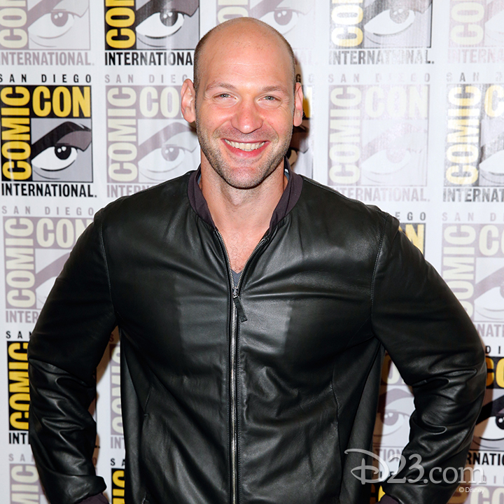 Corey Stoll at Comic Con