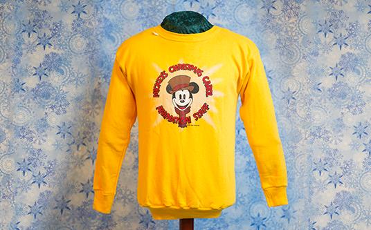 Mickey Mouse Christmas Carol Crew Sweatshirt