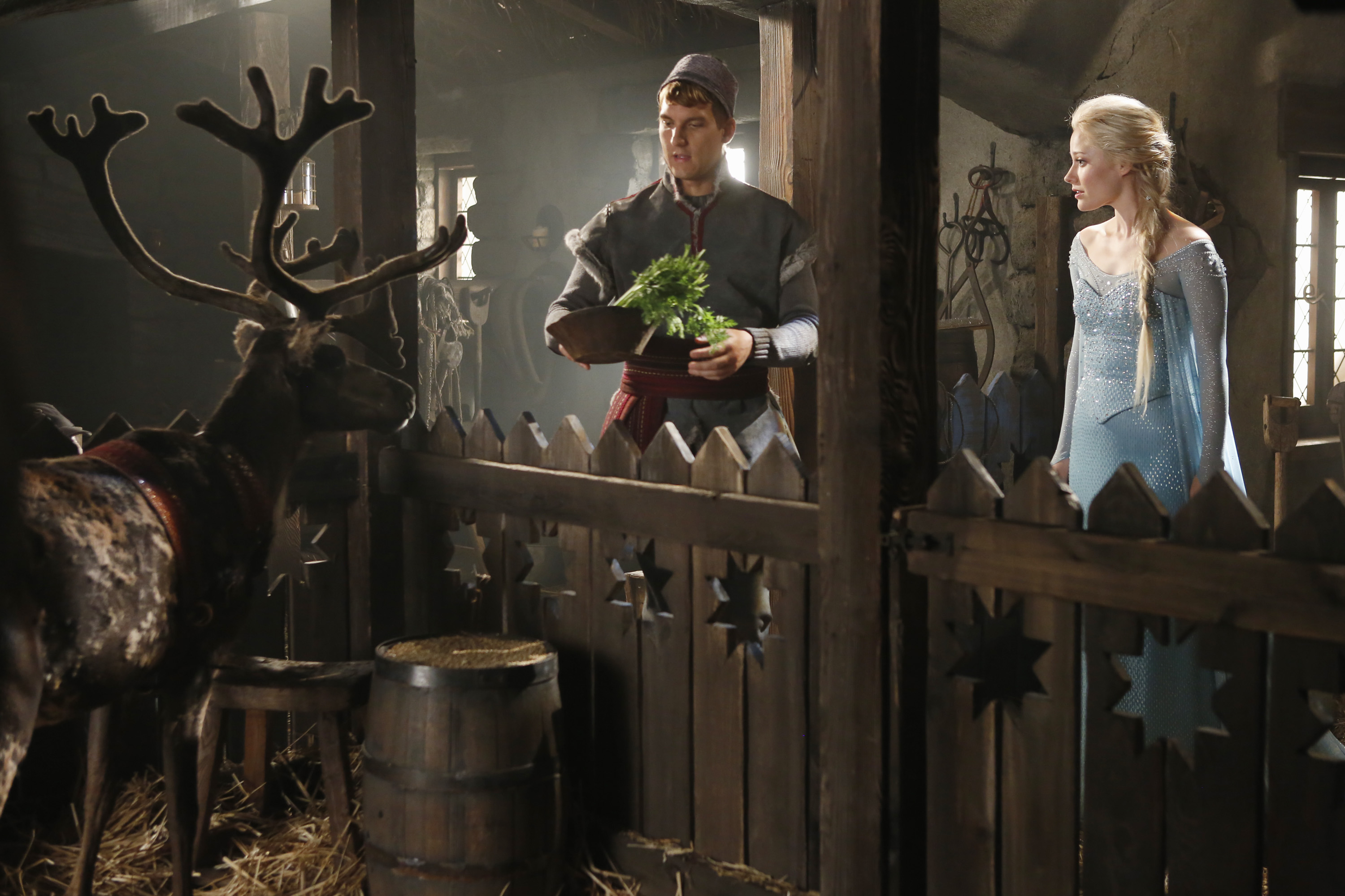 SCOTT MICHAEL FOSTER, GEORGINA HAIG
