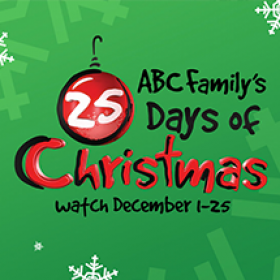 ABC Family 25 Days of Christmas Schedule Programming