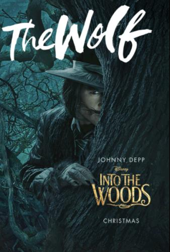 Wolf (Johnny Depp)