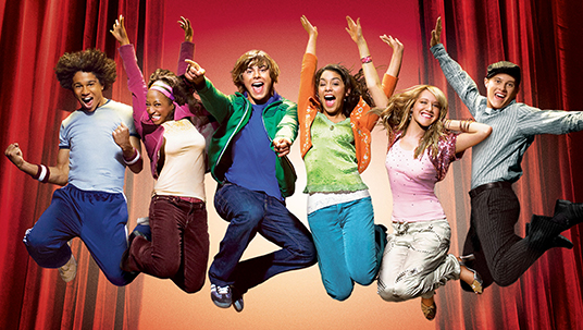 First full-length movie to be sold via digital download, on Apple's iTunes Music Store, High School Musical.