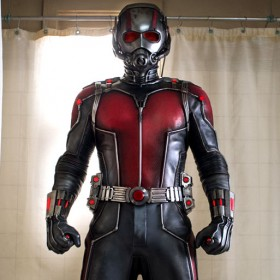 Photo of Paul Rudd as Marvel's Ant-Man