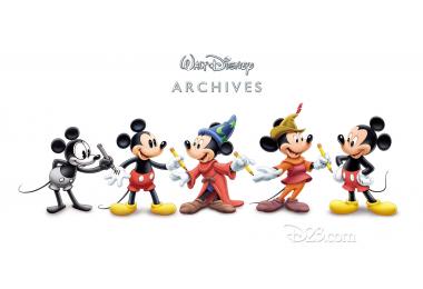 Walt Disney Archives Logo