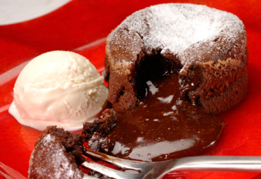 Recipe for Chocolate Lava Cake