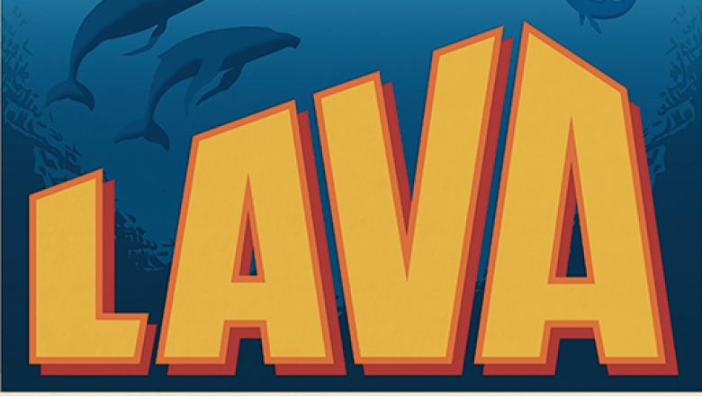 Disney Pixar LAVA Poster