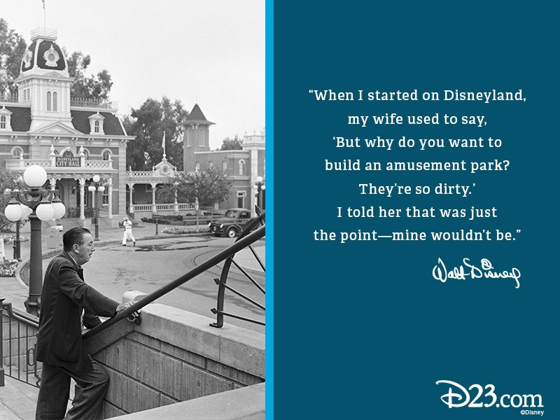 When I Started D23