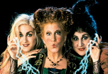 Saunderson Sisters from Hocus Pocus