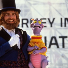 Disneyland and Epcot Center Attractions Dreamfinder and Figment