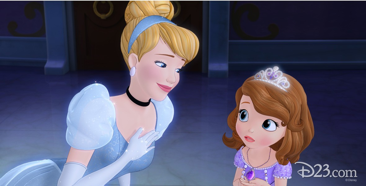 Sofia the First: Once Upon a Princess (television) - D23