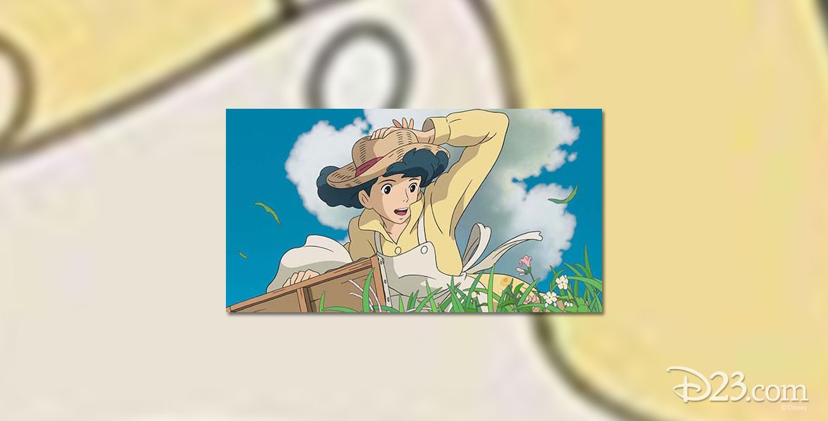 Photo from Disney Film The Wind Rises
