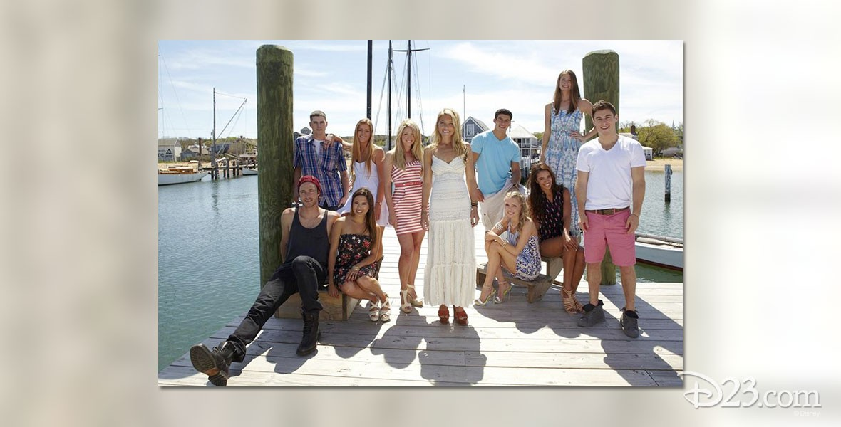 Photo from the Vineyard Reality series on ABC Family
