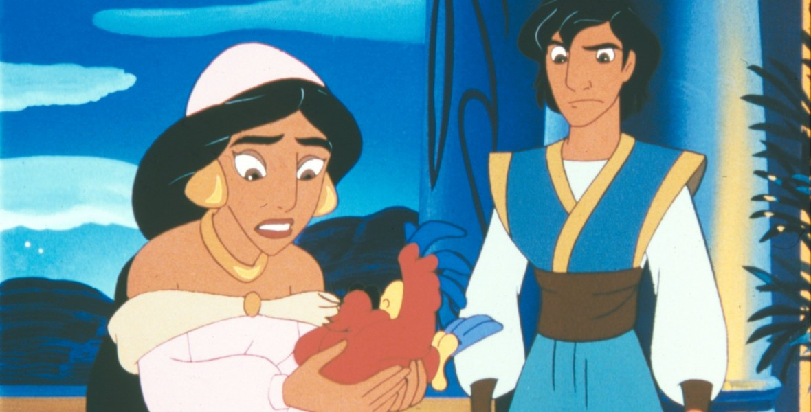 Aladdin And The King Of Thieves Film D23