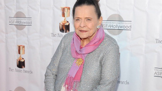 Alice Davis wins June Foray Award