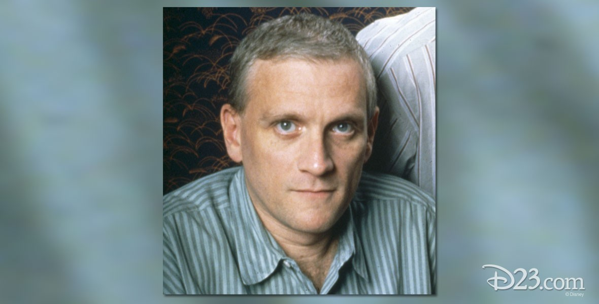 Photo of Disney Lyricist Howard Ashman