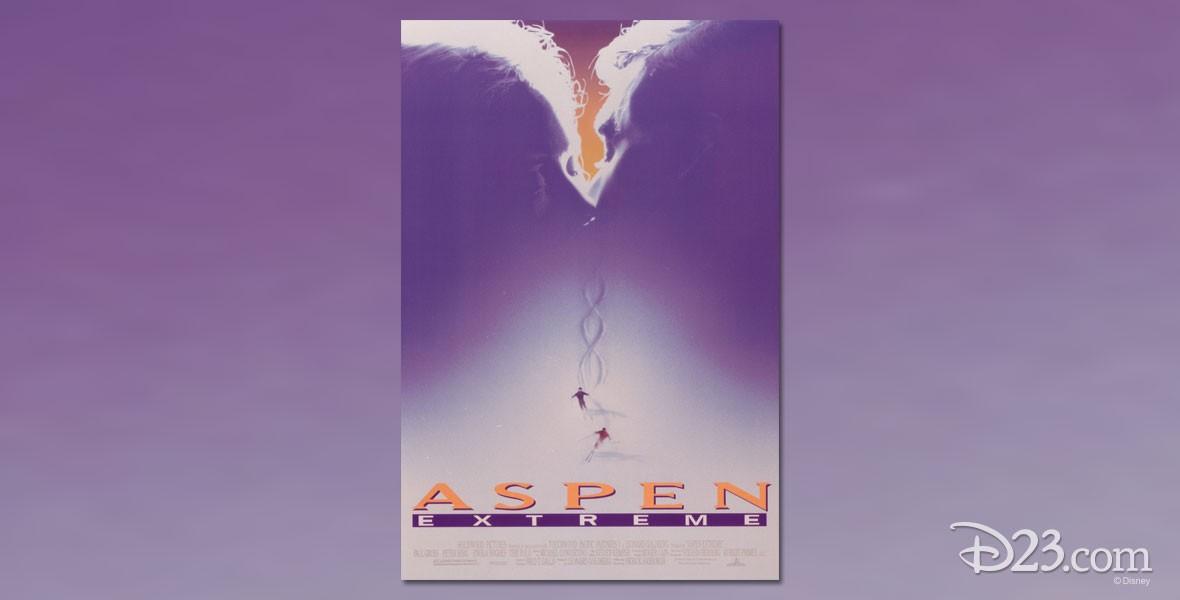 Poster for film Aspen Extreme