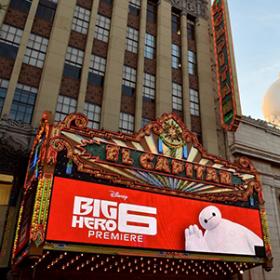 Big Hero 6 Hollywood Premiere