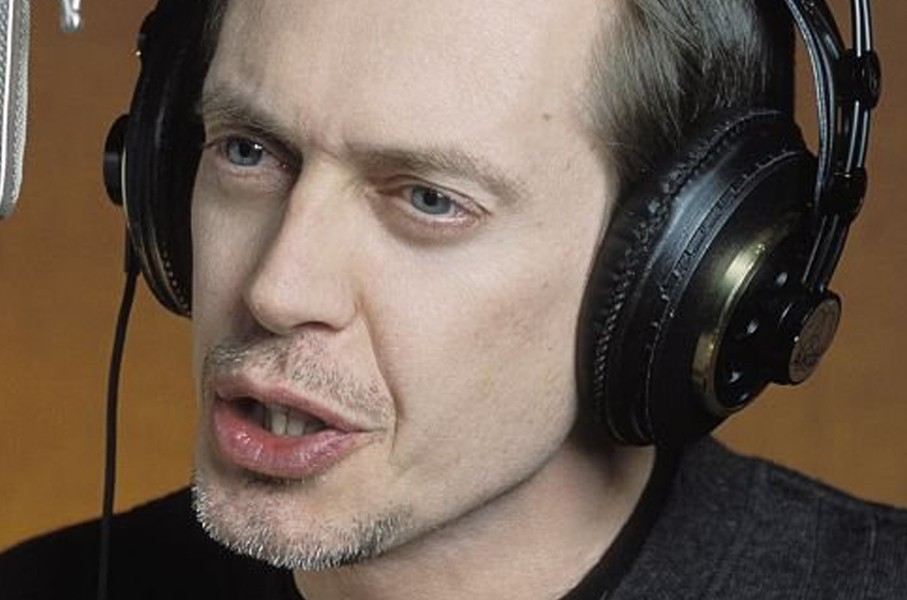 photo of actor Steve Buscemi