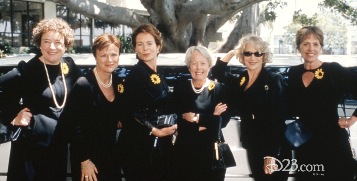 Photo of cast of Calendar Girls (film)
