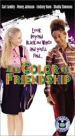 poster for The Color of Friendship (television)